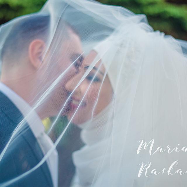 wedding at ornamental gardens