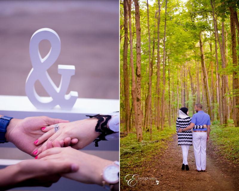 Gatineau Park Engagement