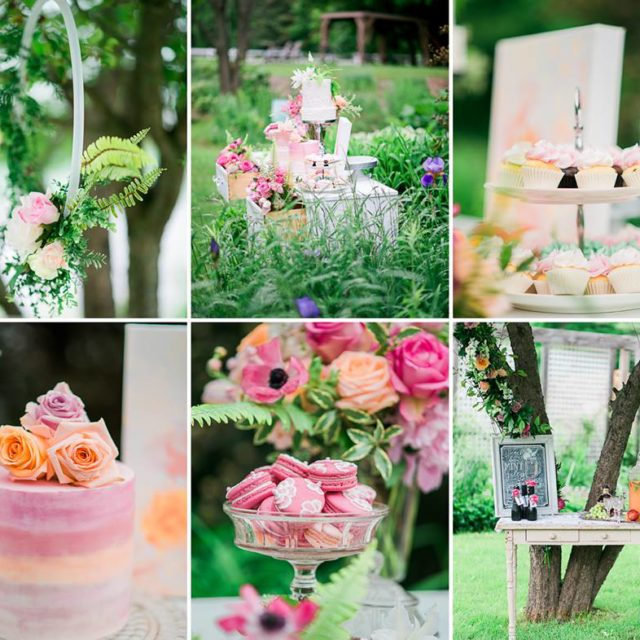 southern charm styled wedding shoot - rising tide society - ottawa