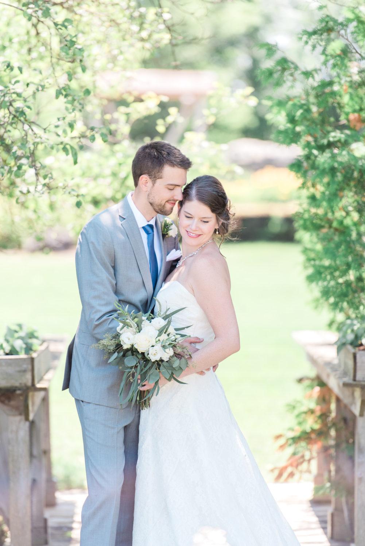 Romantic wedding photo - hanover wedding - ottawa wedding photographer