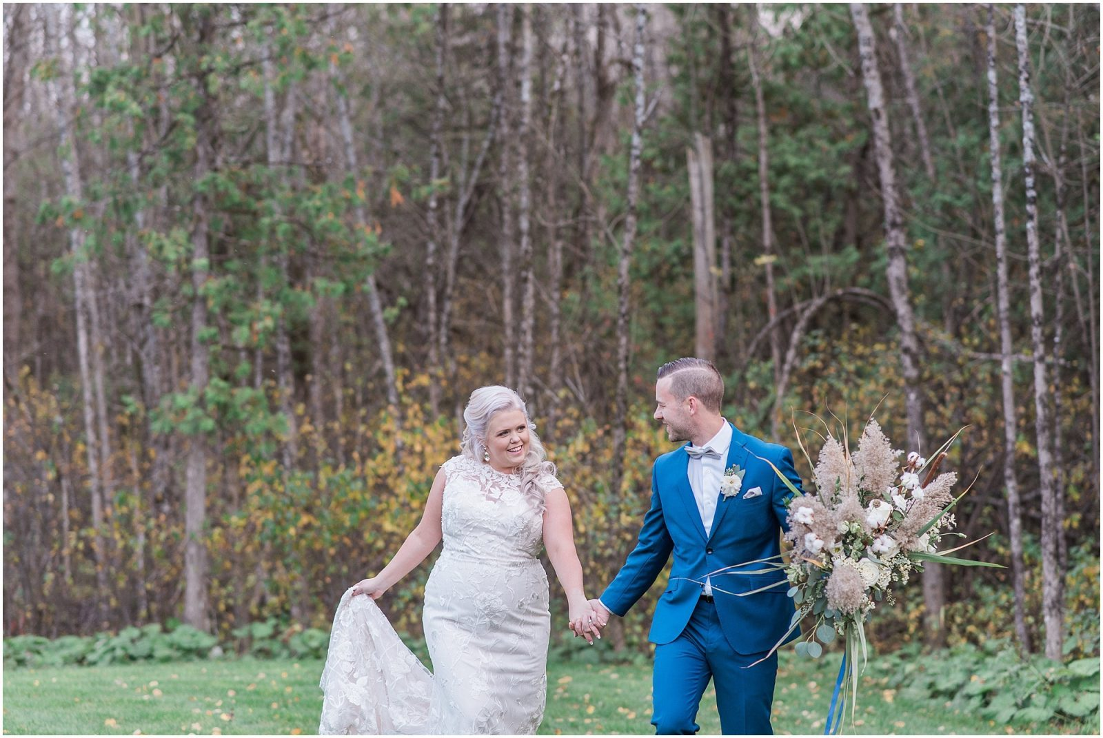 0054 Bethany and Luc - Fall Backyard Ottawa Wedding - Copper and Navy - PhotosbyEmmaH.jpg