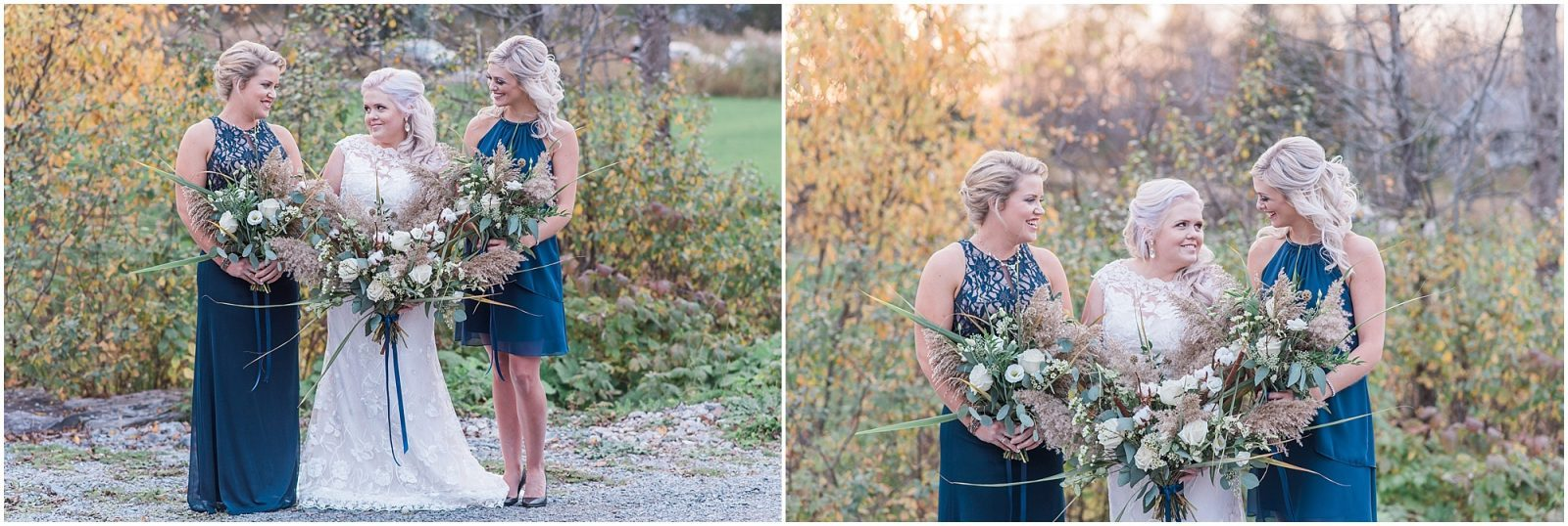0057 Bethany and Luc - Fall Backyard Ottawa Wedding - Copper and Navy - PhotosbyEmmaH.jpg