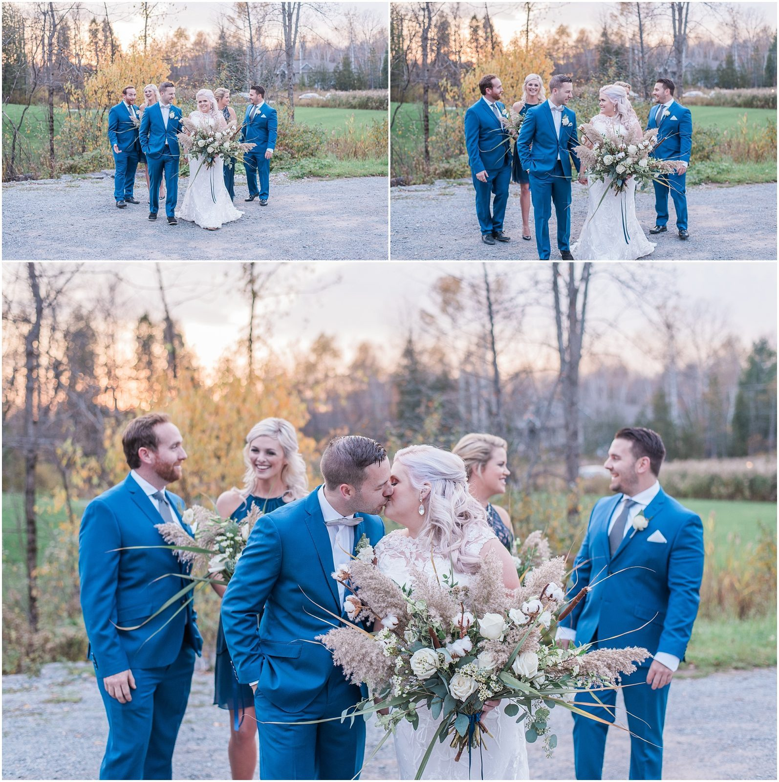 0065 Bethany and Luc - Fall Backyard Ottawa Wedding - Copper and Navy - PhotosbyEmmaH.jpg