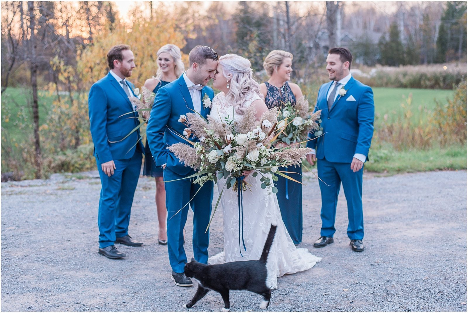0068 Bethany and Luc - Fall Backyard Ottawa Wedding - Copper and Navy - PhotosbyEmmaH.jpg