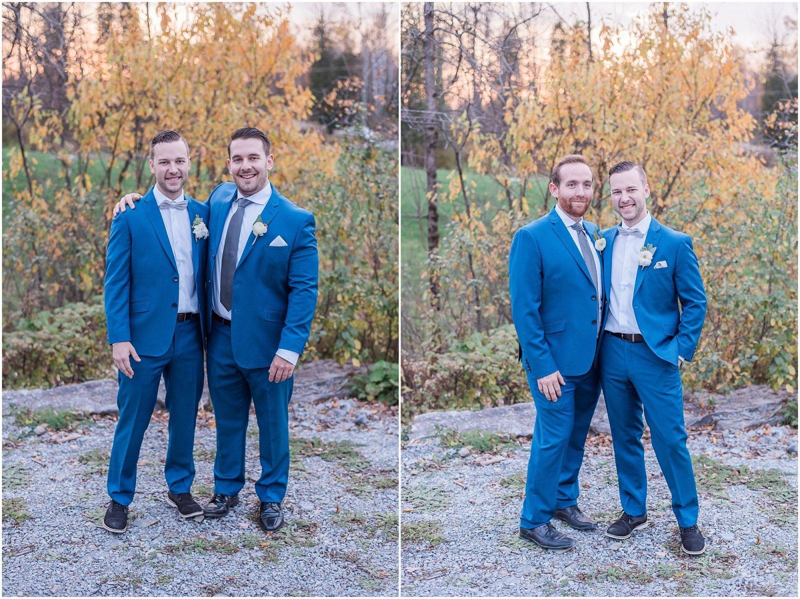 0071 Bethany and Luc - Fall Backyard Ottawa Wedding - Copper and Navy - PhotosbyEmmaH.jpg