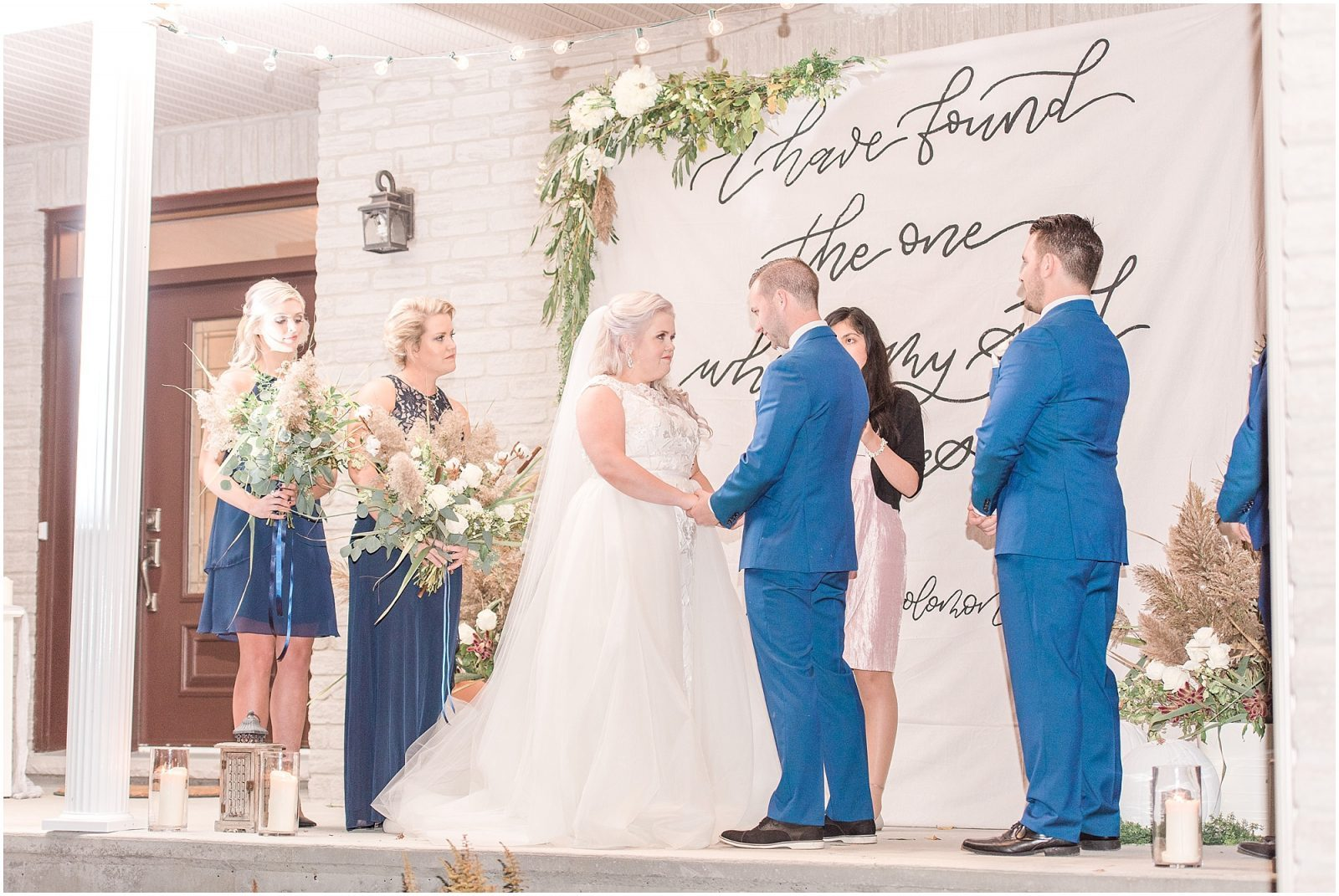 0098 Bethany and Luc - Fall Backyard Ottawa Wedding - Copper and Navy - PhotosbyEmmaH.jpg