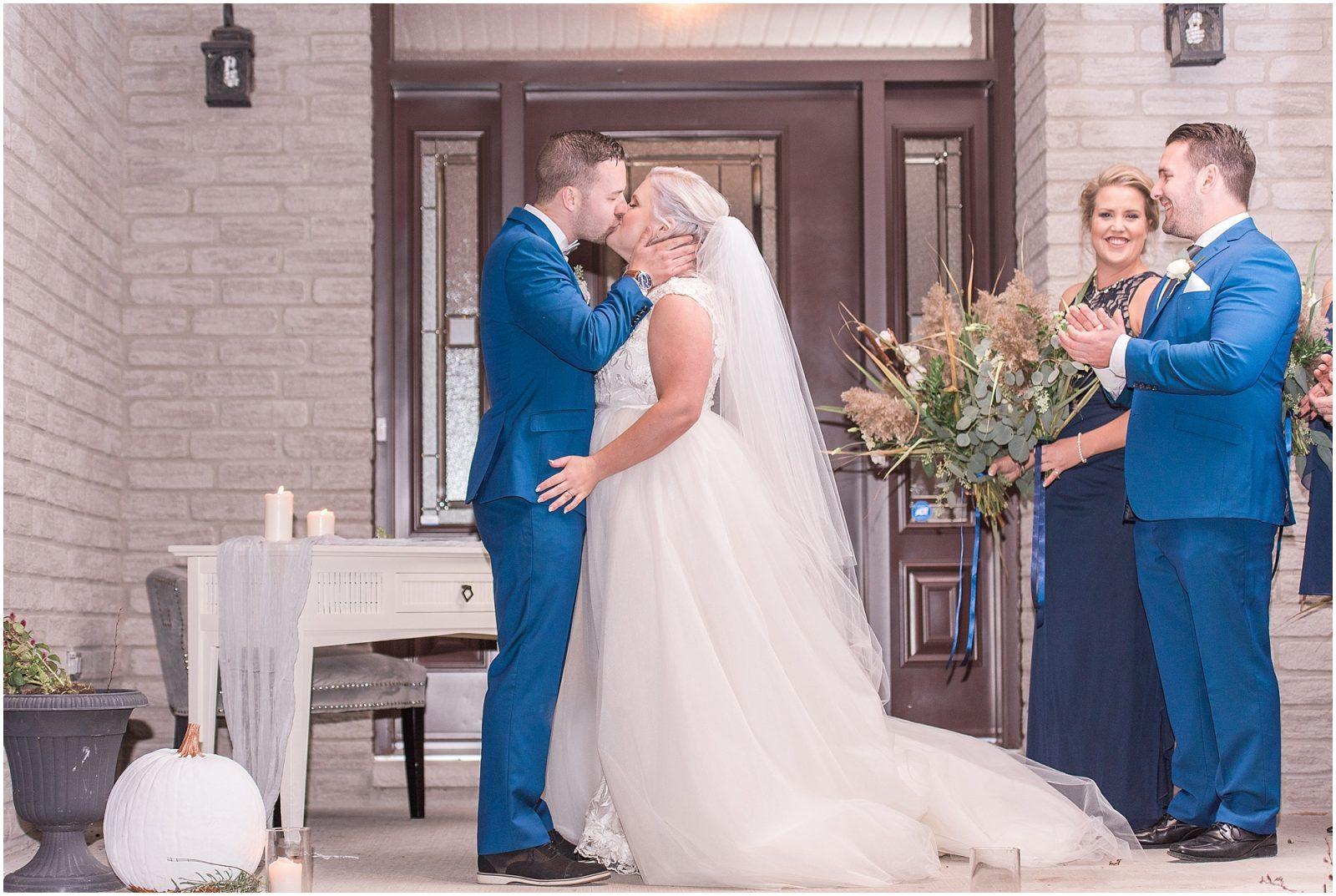 0099 Bethany and Luc - Fall Backyard Ottawa Wedding - Copper and Navy - PhotosbyEmmaH.jpg
