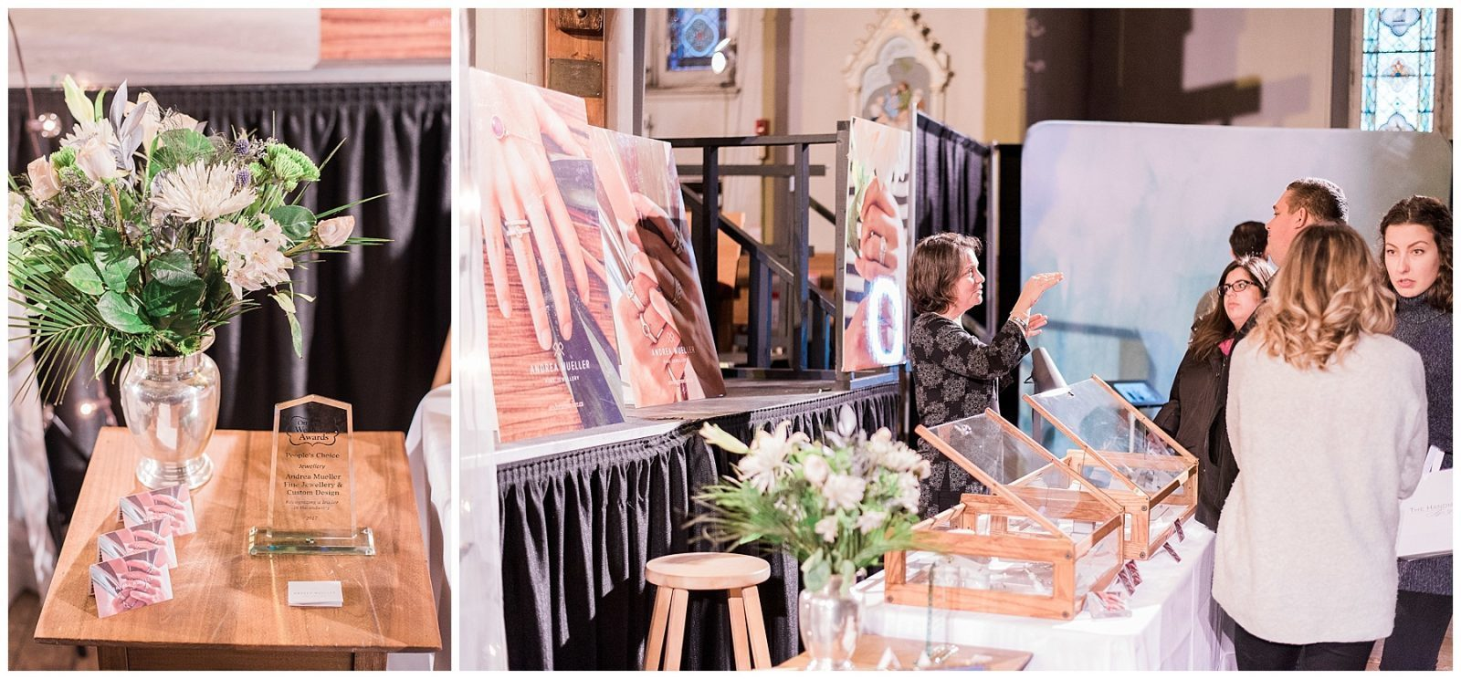 'Best day ever wedding show ottawa - st.bridgids church byward market'