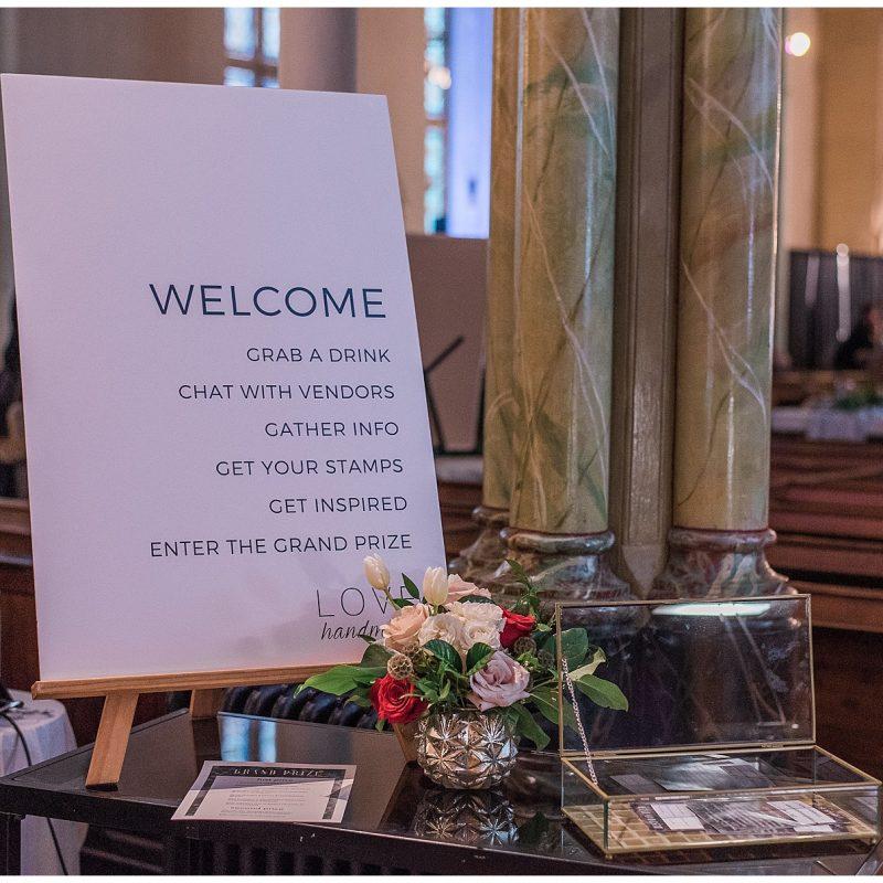 'Best day ever wedding show ottawa - st.bridgids church byward market'
