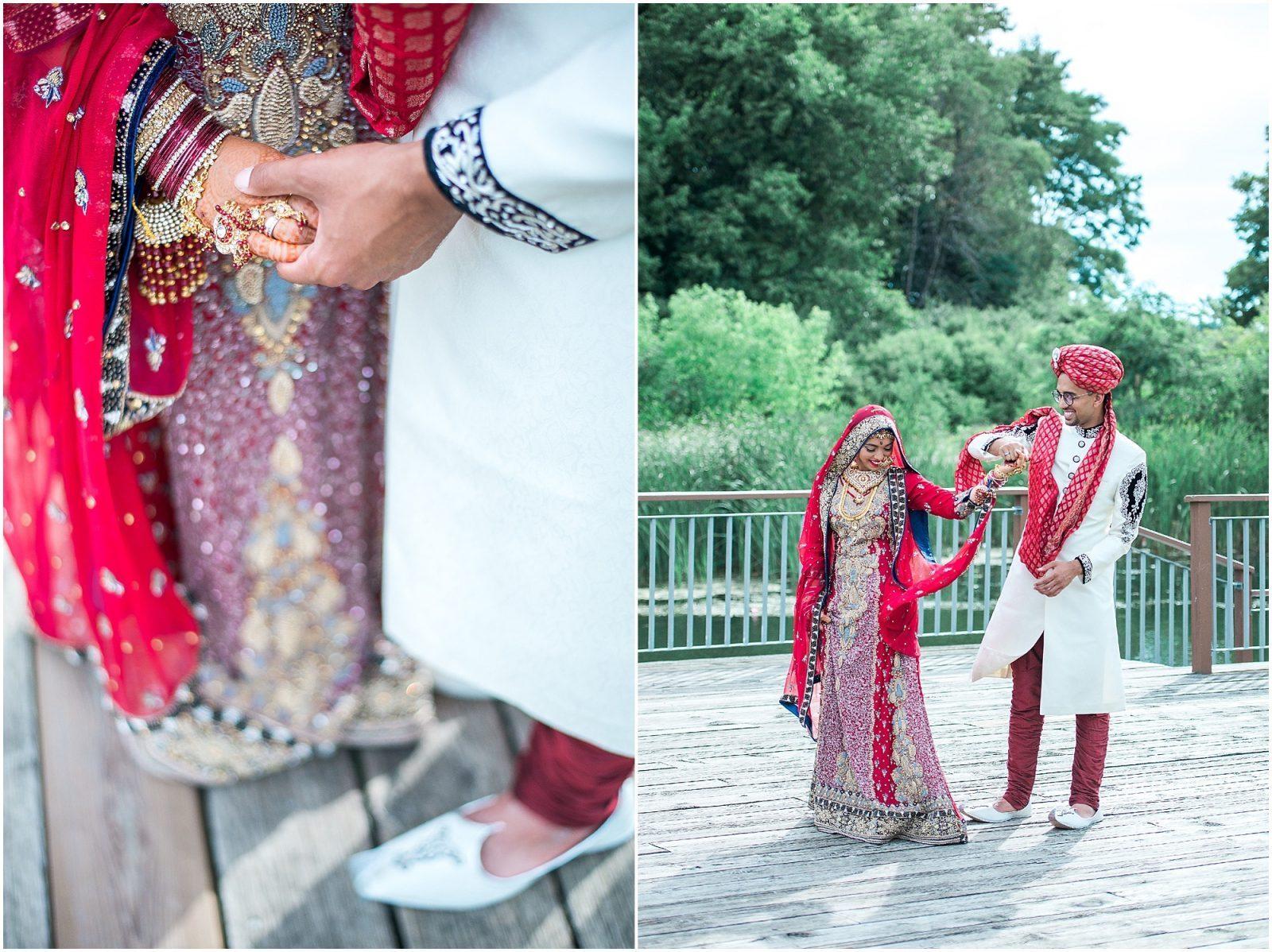 South Asian Wedding Toronto Photography - Mehndi, Nikah, walima, indian wedding, pakistani wedding. Sarah & Sajid - first look