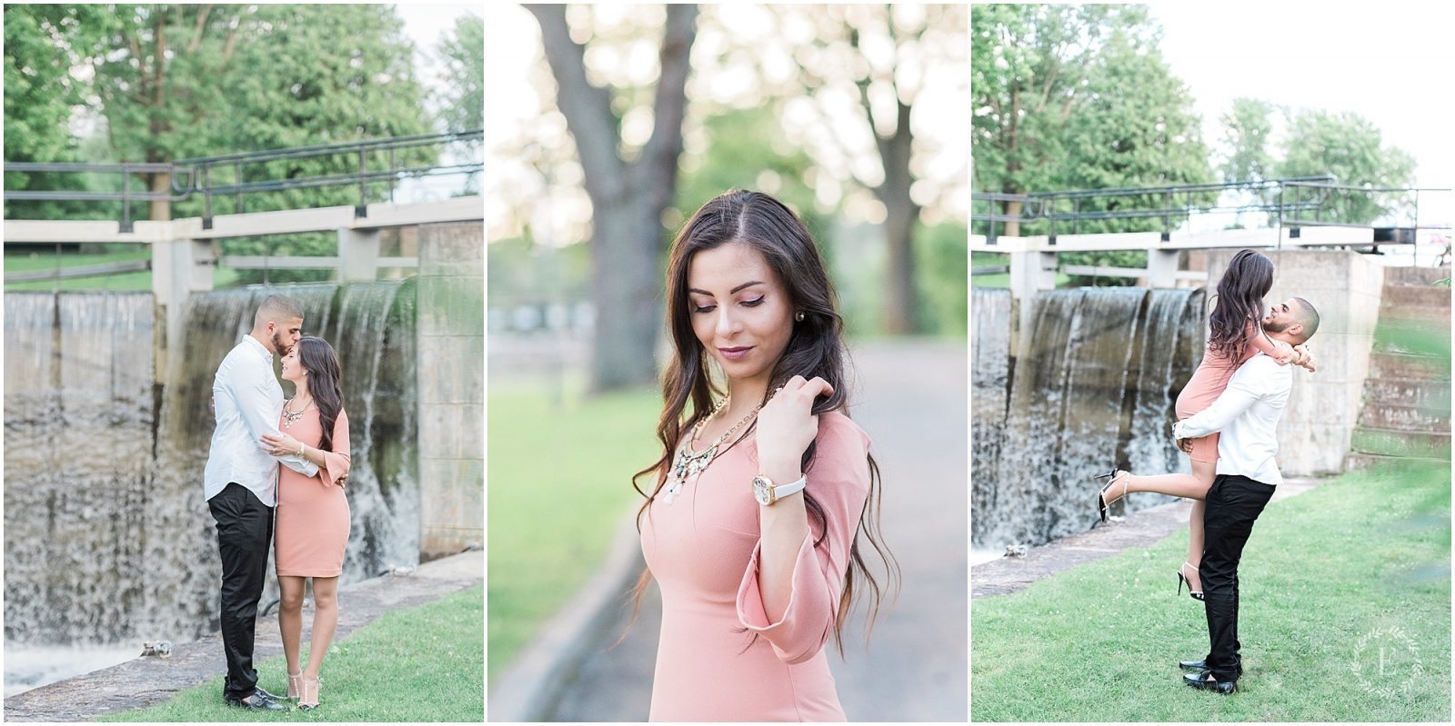 Engagement - Long Island Locks - Ottawa