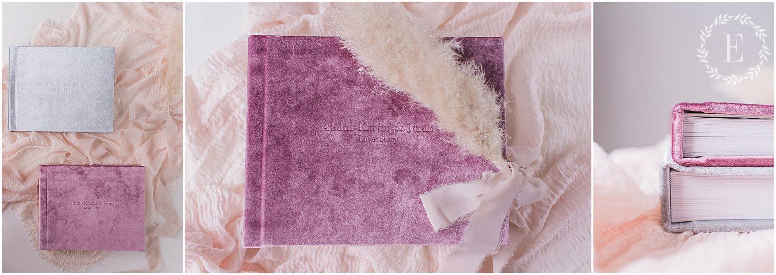 0026 Fine Art Heirloom Wedding Albums Ottawa- Photography by Emma.jpg